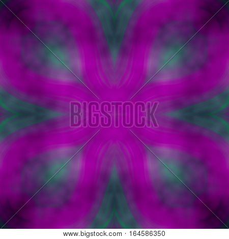 Bright violet abstract symmetrical symmetry mysterious tile