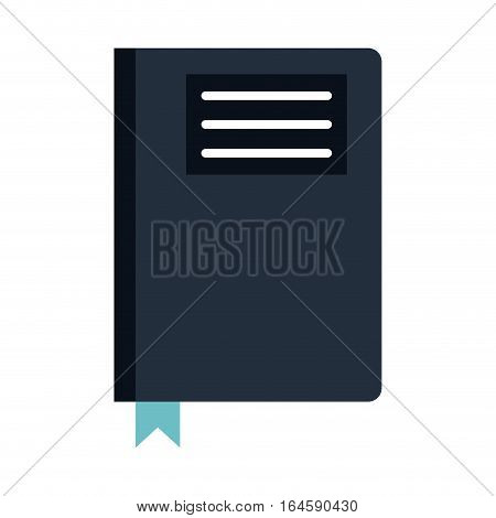 book diary directory office vector illustration eps 10