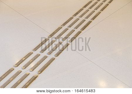 Indoor Tactile Paving Foot Path For The Blind