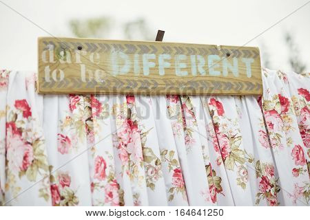 Cute Feminine Decorations. Dare To Be Different