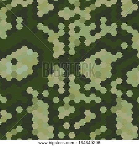 camouflaje army style background vector illustration design