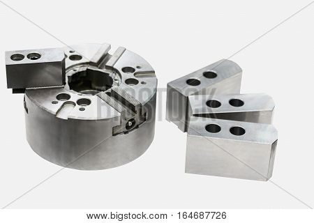 the modern lathes universal head allows you to expand the range of machined part