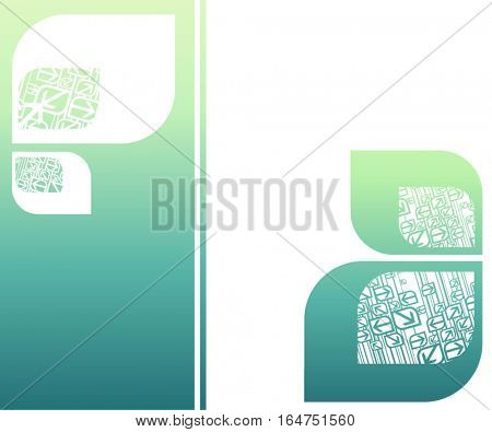 Abstract background. Vector illustration.
