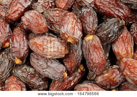 Dried Dates For Sale In The African Market