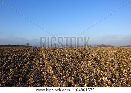 Chalky Plow Soil