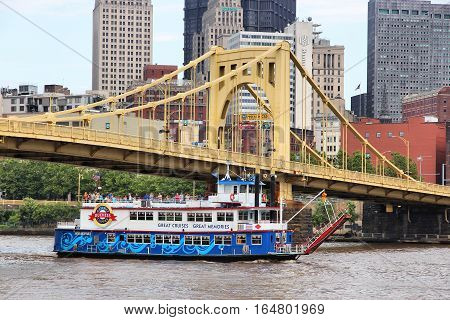 Pittsburgh Cruise