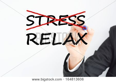 Reduce Job stress to relax at the office
