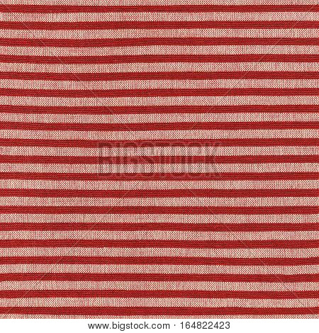 Seamless texture of fabric in horizontal stripes. Multicolored set a repeating background textures