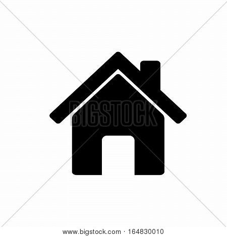 Home icon vector design isolated on white background
