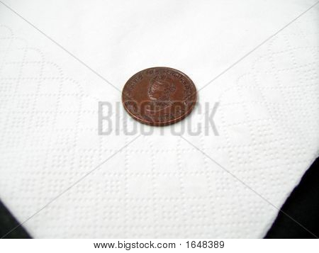 Coin Of Erstwhile State Of Gwalior