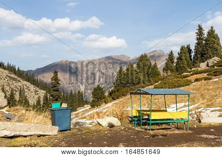 Place In The Mountains For Recreation
