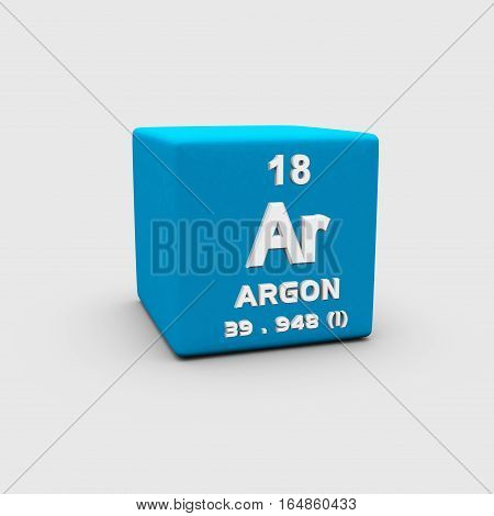 Argon is a chemical element with symbol Ar and atomic number 18.