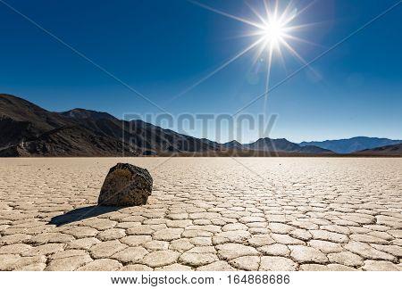 A lone