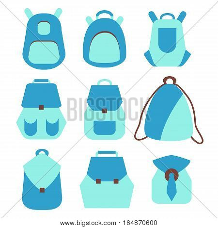 Backpack Rucksack Set