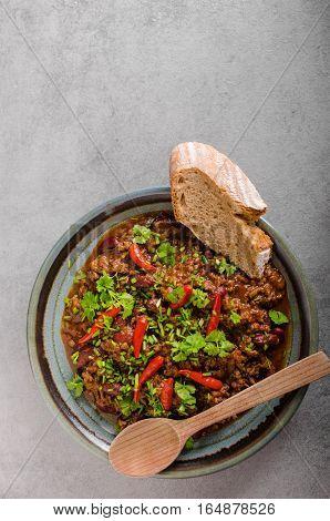 Delicious Chilli Con Carne
