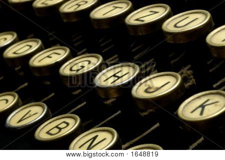 Letters Of An Old Typewriter