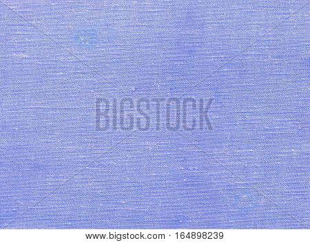 Blue Color Textile Pattern