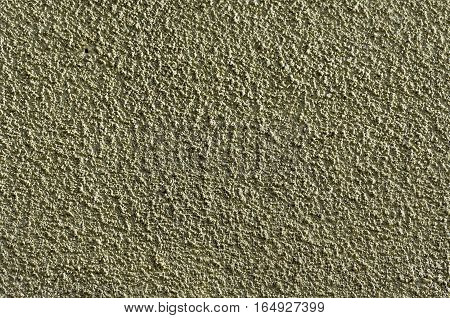 Natural background of plaster in beige color, Lakatnik,  Bulgaria