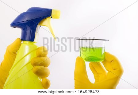 Chemical Dosage For House Cleaning