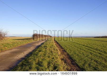 Hilltop Footpath
