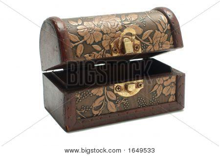 Empty Treasure Box