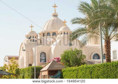 The Orthodox Church in Sharm El Sheikh