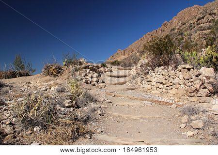 Boquillas Canyon Trail, Big Bend National Park, Texas