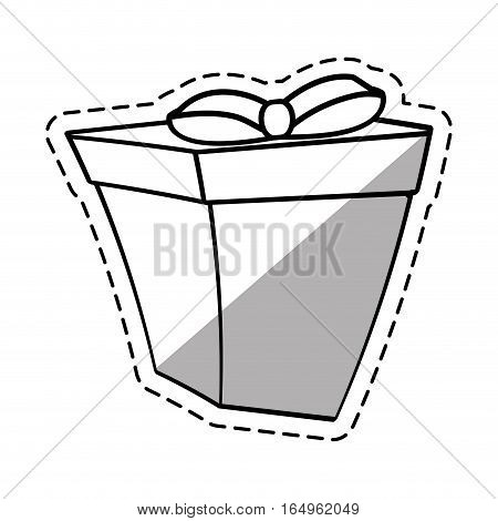 Gift Box Ribbon Vector & Photo (Free Trial) | Bigstock