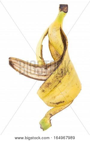 Banana Peel Roll Up
