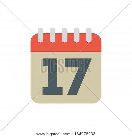 calendar date month plan desing vector illustration eps 10