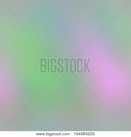 Soft pastel green and pink smoky clouds dreamlike background