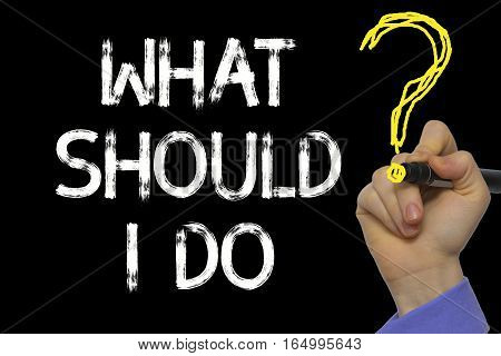 Hand Writing The Text: What Should I Do