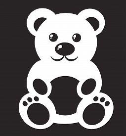 illustration - Children's picture - teddy bear
