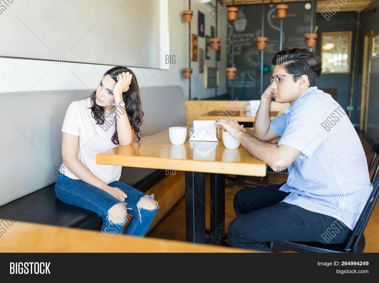 angry at dating