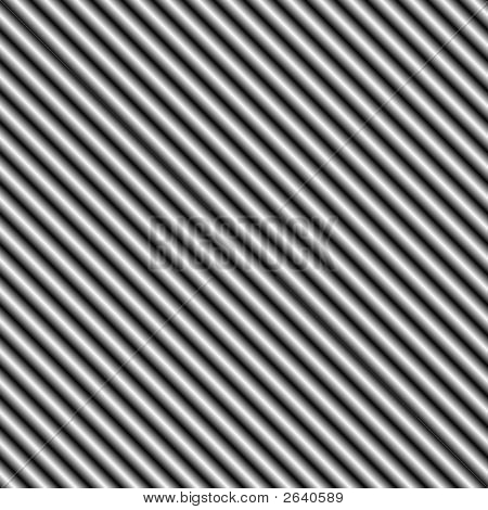 seamless tillable dark silver metallic background with diagonal stripes poster