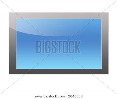 Realistic Plasma Tv Display