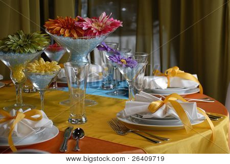 Fine Table Place Setting Restaurant Series 35