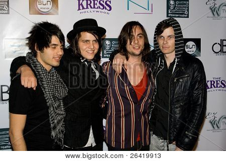 American Voodoo Records' Pre-grammy's Celebration