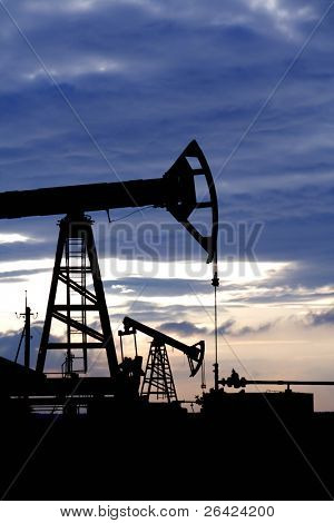 Ölquelle