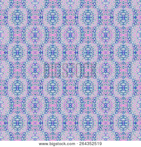 Lilac Geometric Abstract Background From Convex Waves
