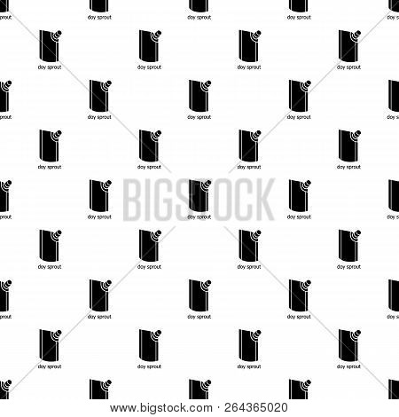 Doy Pack Pattern Vector Seamless Repeating For Any Web Design