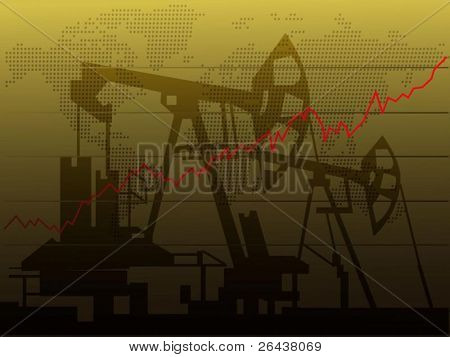 Oil price increase