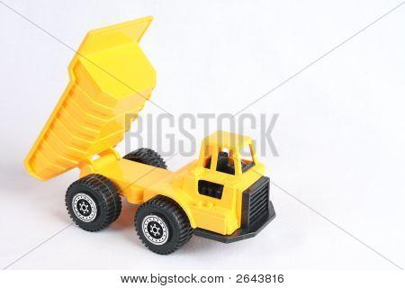 Toy Dump Truck