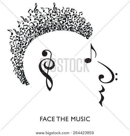 Rock Face Images Illustrations Vectors Free Bigstock