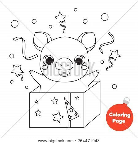 coloring page 2019 vector photo free trial bigstock. Black Bedroom Furniture Sets. Home Design Ideas