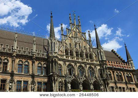 New City Hall Munich