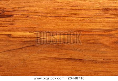 Detailed natural wood texture