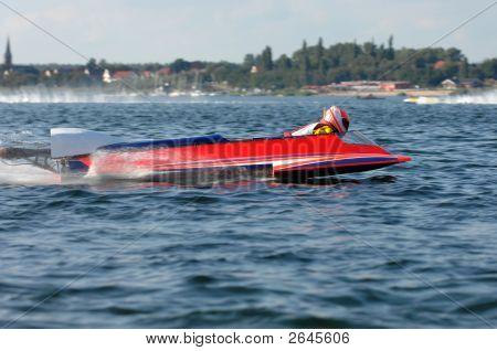 Upper Class Speedboat