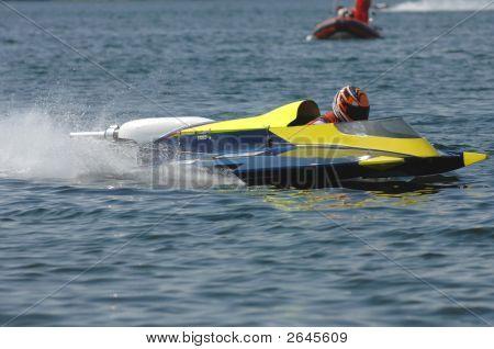 Start Position At Motorboat World Championship