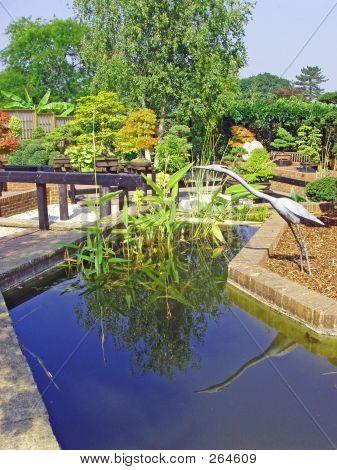 Brick Edged Pond